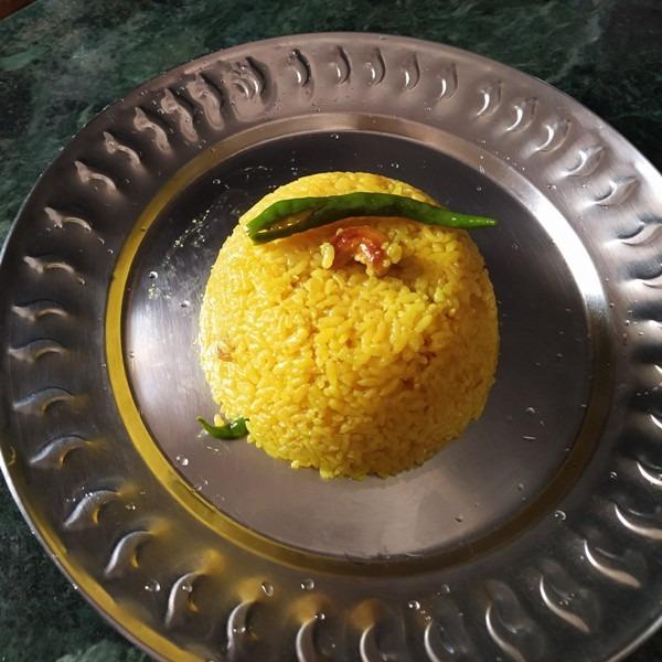 How to cook Basanti Pulao